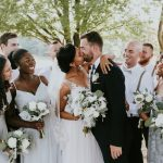 preparing a wedding budget
