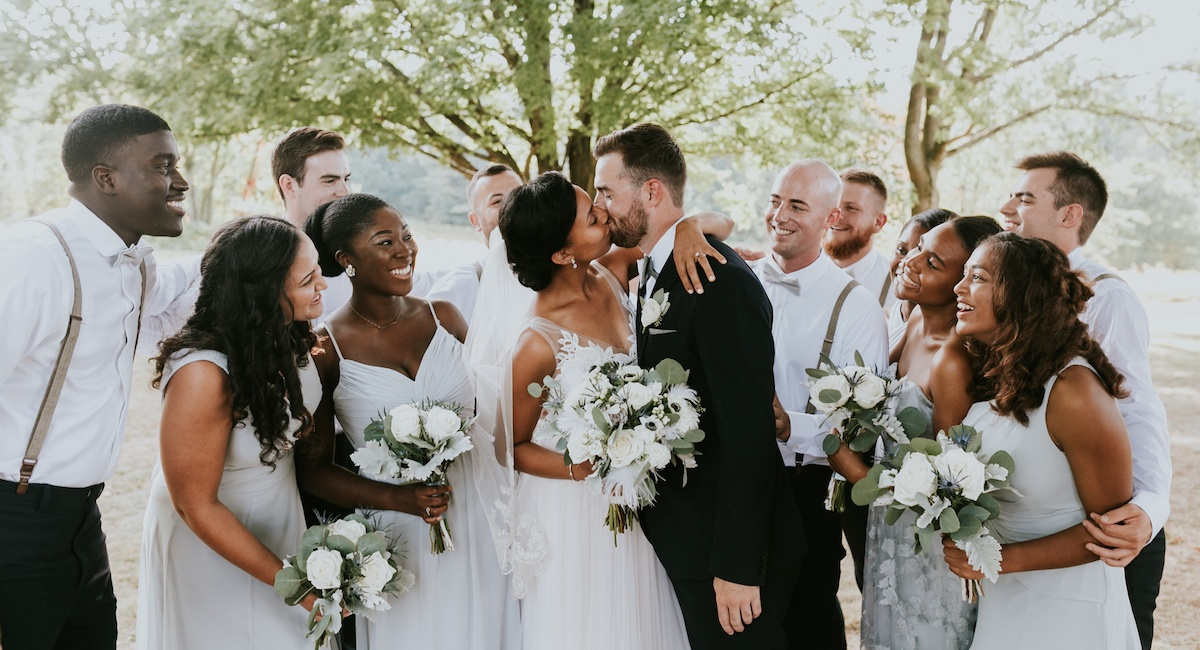 Top tips for making a wedding budget