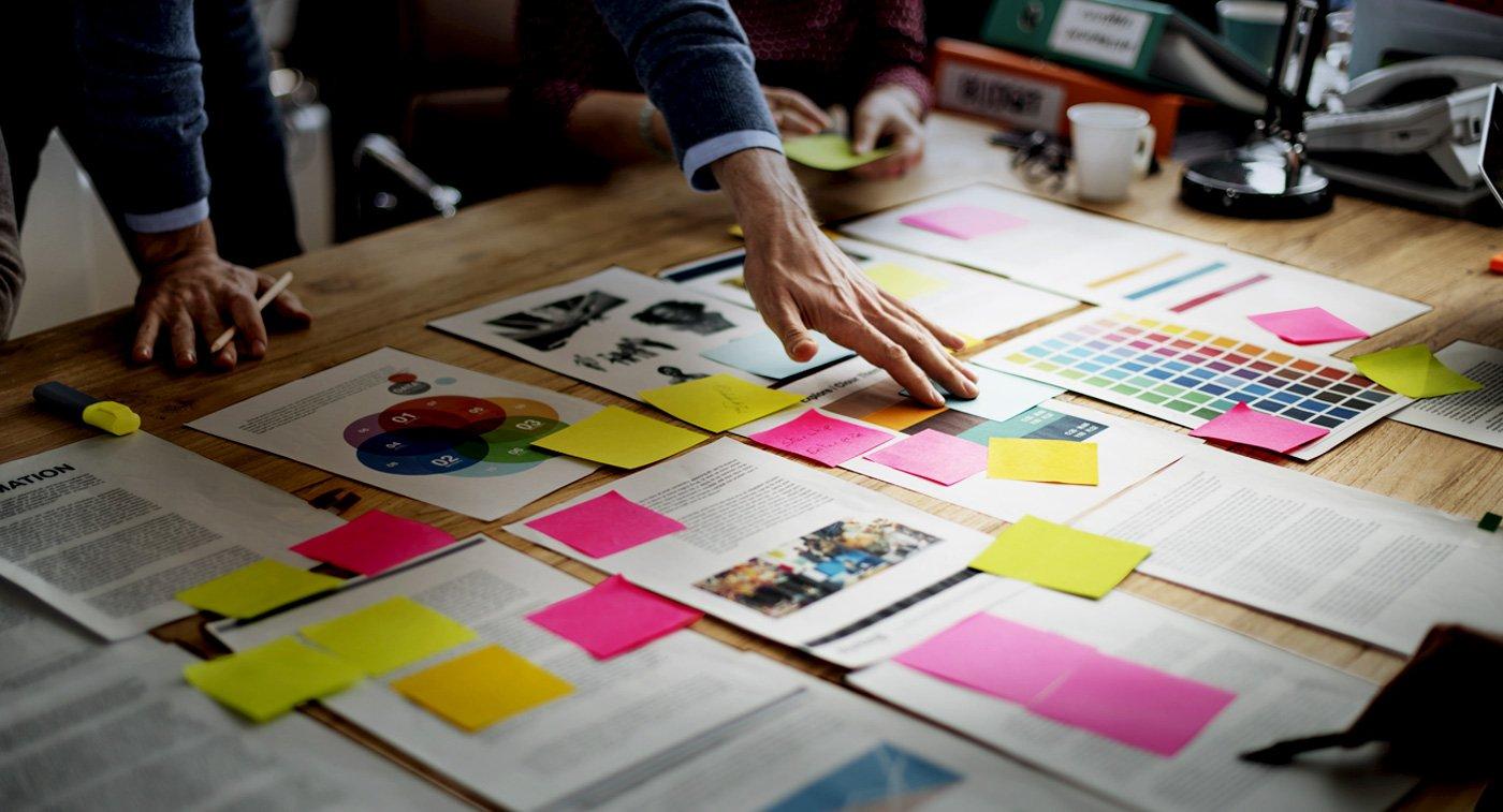 Professional or digital printing