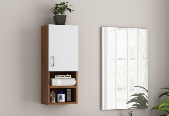White Double Vanity Units for sale